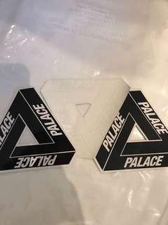 Palace stickers