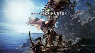 MHW/Monster Hunter World/魔物獵人 存檔修改