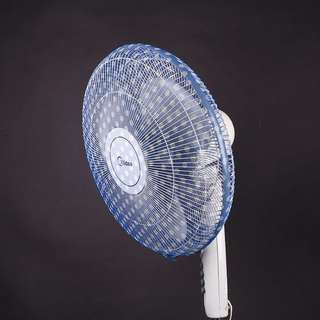 Anti dust fan protector cover for baby safety