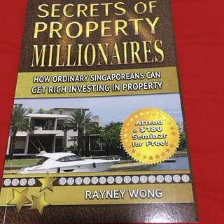 Secret of Propery Millionniares