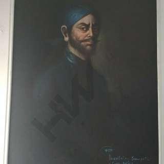 Lukisan Panembahan Senopati