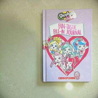 Fun-Tastic Fill-in Journal