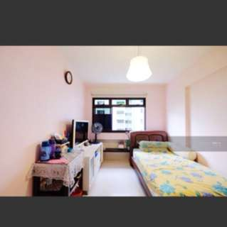 HDB room for rent at Hougang / Buangkok Crescent