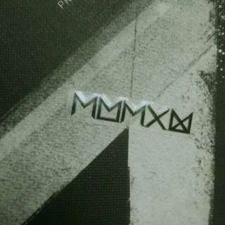 (PROMOTION) MONSTA X EMW LOGO STICKER