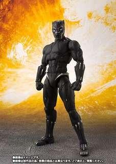 SH Figuarts SHF Marvel Avengers Infinity War Black Panther