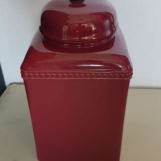 Decorative jar with Lid