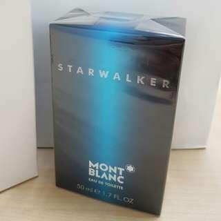 Authentic Men's Mont Blanc Starwalker Perfume