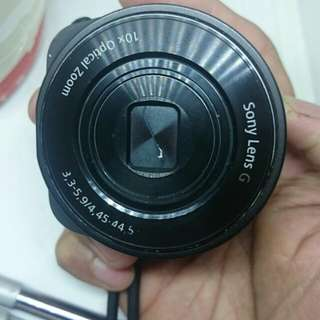 #MakinTebel Sony QX 10