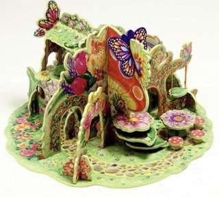 Wooden ELC Fairy Wonderland House