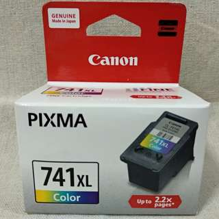 BNIB 50% Discounted Canon Pixma 741XL Colour