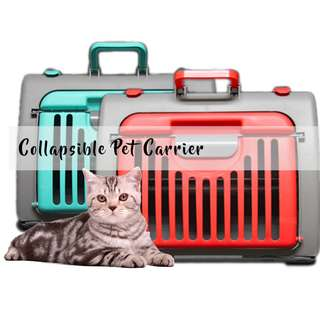 Pet Carrier / Collapsible Pet Cage / Pet Transport