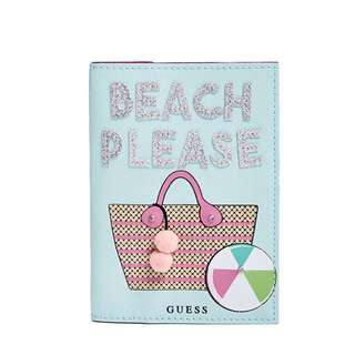Guess🇨🇦 Passport Case - Beach Please