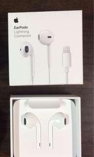 全新 APPLE原裝正貨 耳機 Ear Phone