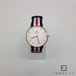 全新 Daniel Wellington Classic Canterbury 手錶