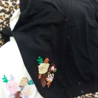SUZUYA 🌸cardigan sweater 外套 1