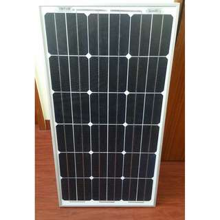 46W Mono-crystalline Eco Solar Panel