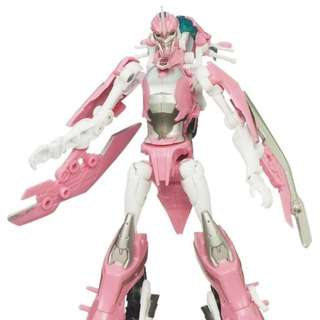 Transformers Prime First Edition Nycc Arcee Blackarachnia Animated Binaltech 1/12 Scale