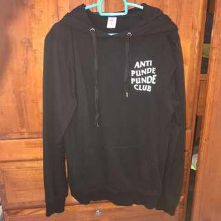 Anti Punde Punde Club hoodie