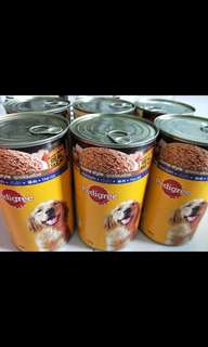 Pedigree homestyle canned food for dogs