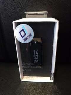 Lenovo G03 智能三防運動手環, 可測心跳