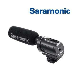Saramonic SR-PMIC1 Super-cardiod Unidirectional Condenser Microphone