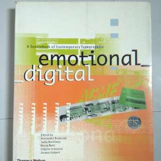 Emotional_digital: a sourcebook of contemporary typographics
