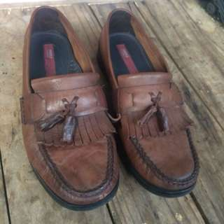 Tassel loafers swatch seasider