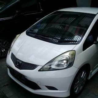 Honda Jazz type RS Manual 2010