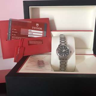Tudor 12100 woman watch 888平售 90% new