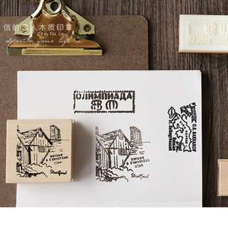 Rubber Stamp (Ref No.: 150)