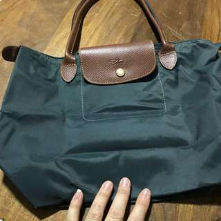 Longchamp Bag Le Pliage graphite
