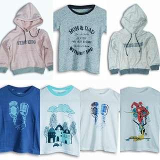 baju jacket anak