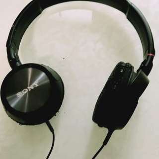 Sony headphone 耳筒