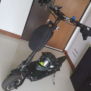 Dualtron ultra v2 72V