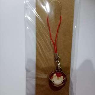 Fairy Tail natsu keychain
