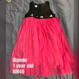 Bianne Baby Girl Dress