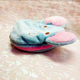 Sanrio 絕版罕有 My Melody 可愛小老鼠 雙面化妝袋