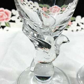 PREMIUM 2 pc Wine Glass With Signature