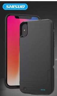 iPhone X電池電話殼 iPhone X charging phone case