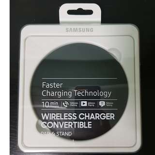 [BNIB] Authentic Samsung EP-PG950 Wireless Charger