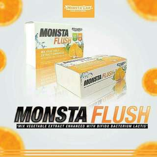 Monstaflush  New Pack