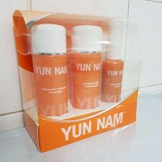 Yum Nam hair care kit - oily scalp