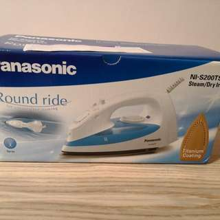 Panasonic steam/Dry Iron