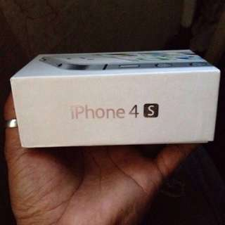 iPhone 4s 32gb FU