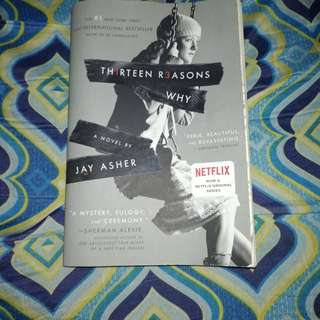 Thirteen reason why book