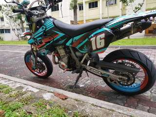 2027 DRZ400 for sale