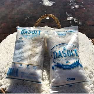 Iodized Salt - Dasolt