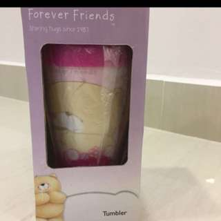 Forever Friends tumbler / bottle