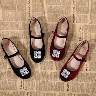 ZARA Bullet Shoes