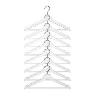 Hanger putih